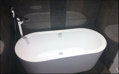 Bathroom installations example for Glasgow