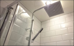 Bathroom fitters photo from Airdrie