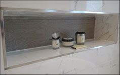Bathroom installations example from Motherwell